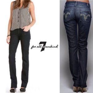 7FAMK Slim Straight Kate Jean